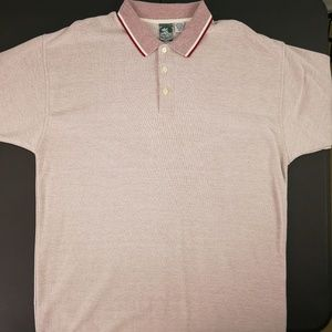 30a12552bb9 McIntosh & Seymour Shirts - Men's Polo Rugby XXL Shirt Pique Red Collar